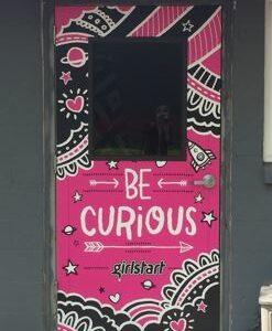 Girlstart Be Curious