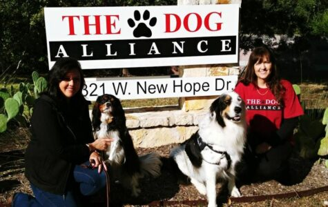 Dog Alliance site visit pic